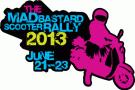 Mad Bastard Scooter Rally 2013 logo